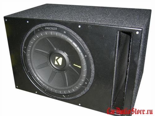 Kicker CWD122 vented box