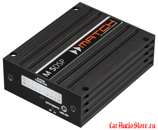 Audiotec Fisher Match M 5DSP