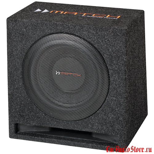 Audiotec Fisher Match MW 10E-D