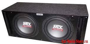 MTX RT12-04x2 vented box