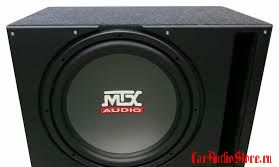 MTX RT15-04 vented box