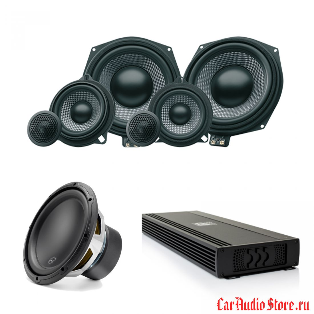 HIFI Kit MTX 1 (MOREL)