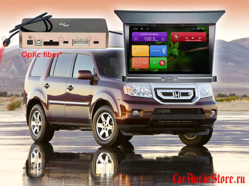 Redpower 31691 IPS Honda Pilot (ANDROID 7)